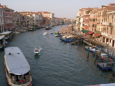 Venice in Wide Angle