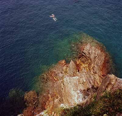 The Cinque Terre in Liguria, 2003