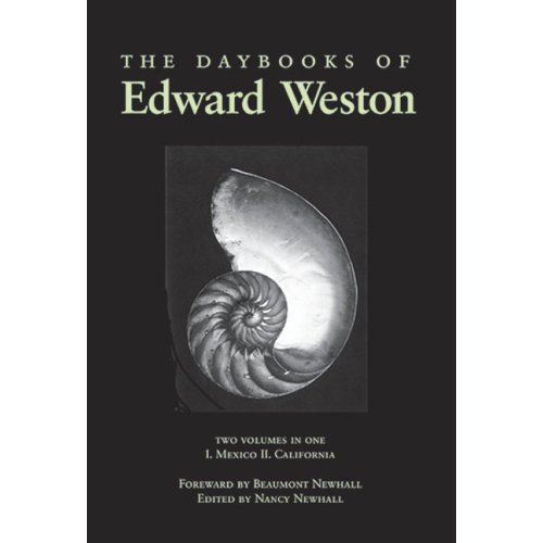 Weston's Daybooks - Click for Amazon.com