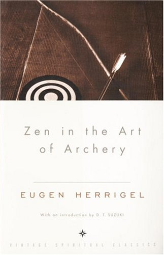 Zen in the Art of Archery - new cover art