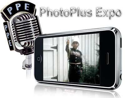 Curto's Podcasting session at PhotoPlus Expo