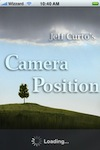 The Camera Position App – Apple iOS Version
