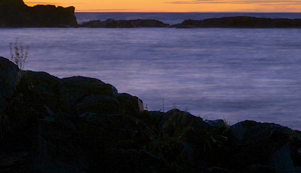 Lake Superior Shore, 2012 - Photograph by Jeff Curto (with a little help from Aperture)