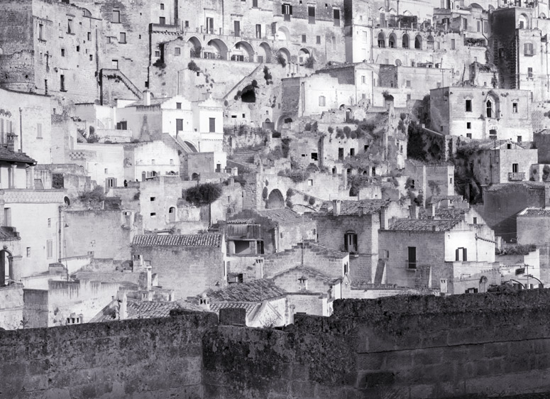Matera, Basilicata, 2010 - Photograph by Jeff Curto