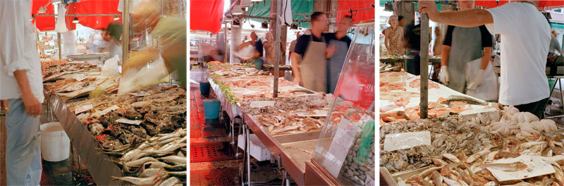 Mercato Rialto, Venezia, 2003 - Photograph by Jeff Curto