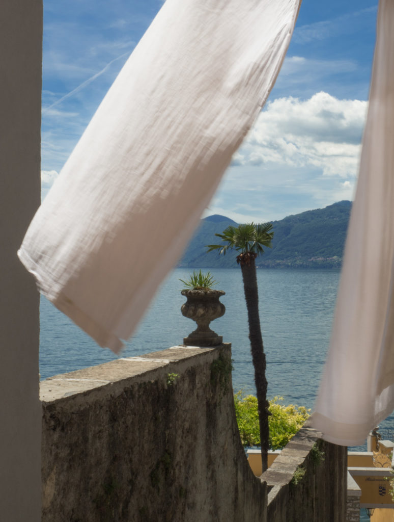 Wind, Varenna, Lago di Como, 2016 - Photograph by Jeff Curto